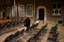 Jubileumconcert op 08-11-2014 Prinsenhof Delft
